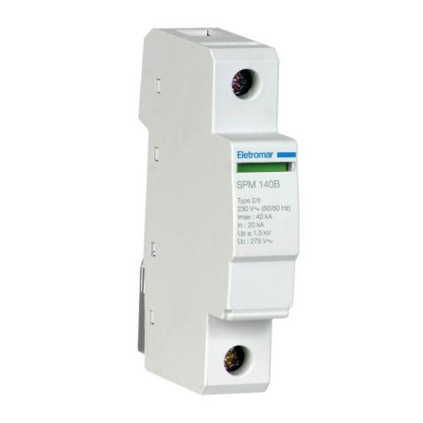 Dispositivo de proteção contra surtos atmosféricos